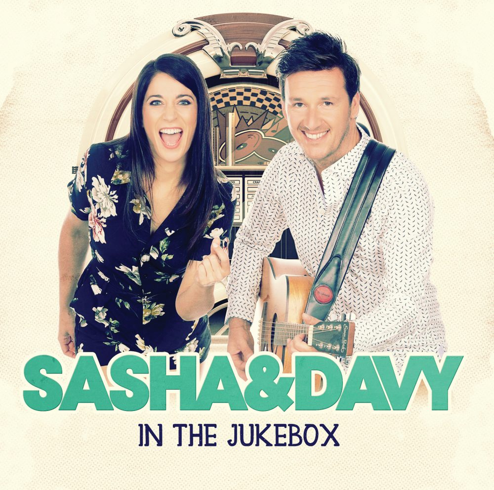 Sasha & Davy in the jukebox
