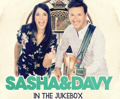 Sasha & Davy in the jukebox