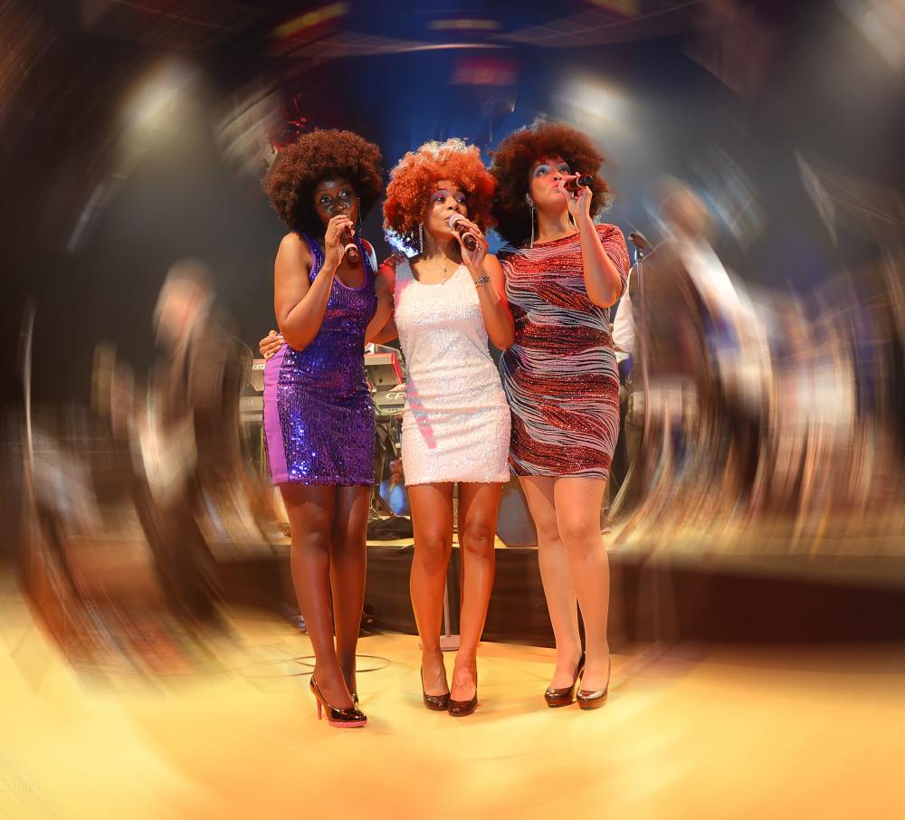 Motown Supremacy: soul met een vleugje glitter